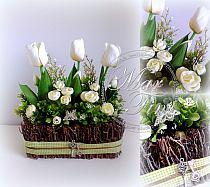Bukiety Stroiki I Inne Kompozycje Kwiatowe Na Stylowipl