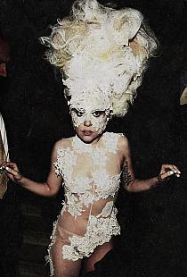 Lady Gaga Na Stylowipl