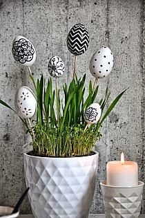 Wielkanocne Inspiracje Na Stylowipl