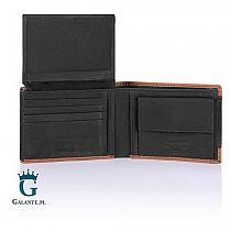 6d89c3f2b80d0 Czarny portfel męski Pierre Cardin TILAK09 8805 RFID. Galante do Portfele i  portmonetki · 129