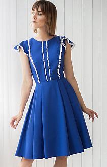 0babe8efe2 Dodaj do swojej kolekcji Edytuj Lubię to Ustaw jako okładkę kolekcji  Komentuj · Otwórz. Monnom BG-PMP sukienka chabrowa Zjawiskowa sukienka ...