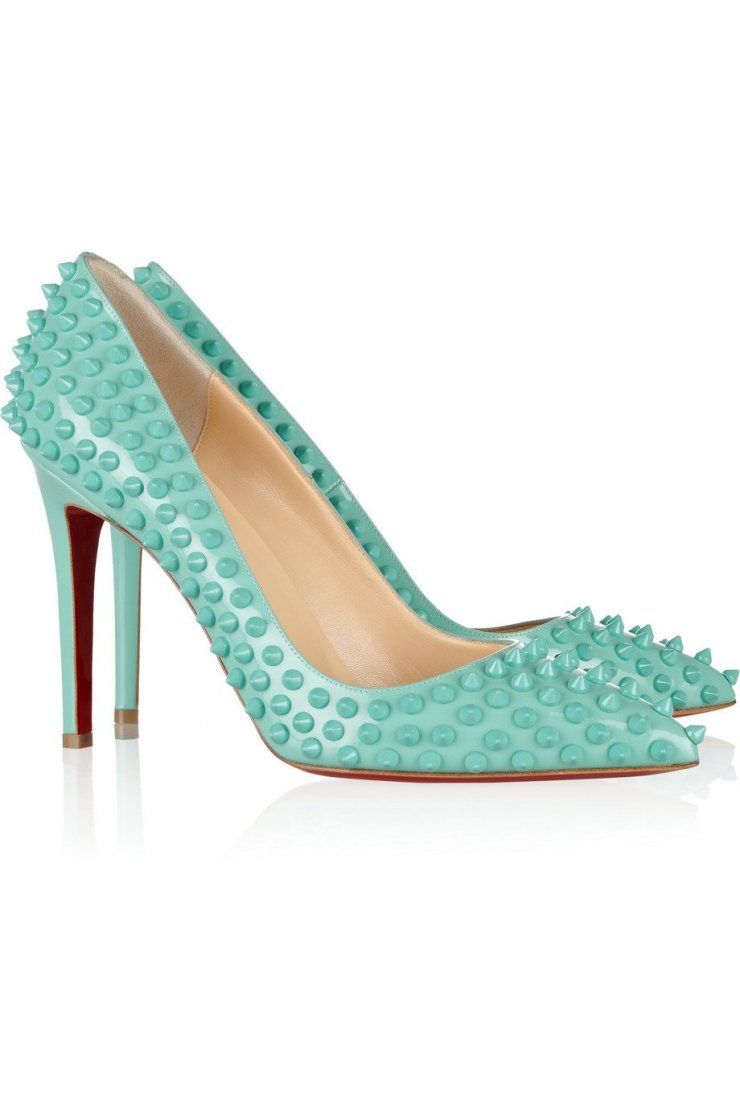 christian louboutin pigalle spikes replica