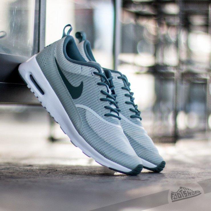 Nike W Air Max Thea Txt Light Silver Hasta White na Stylowi.pl