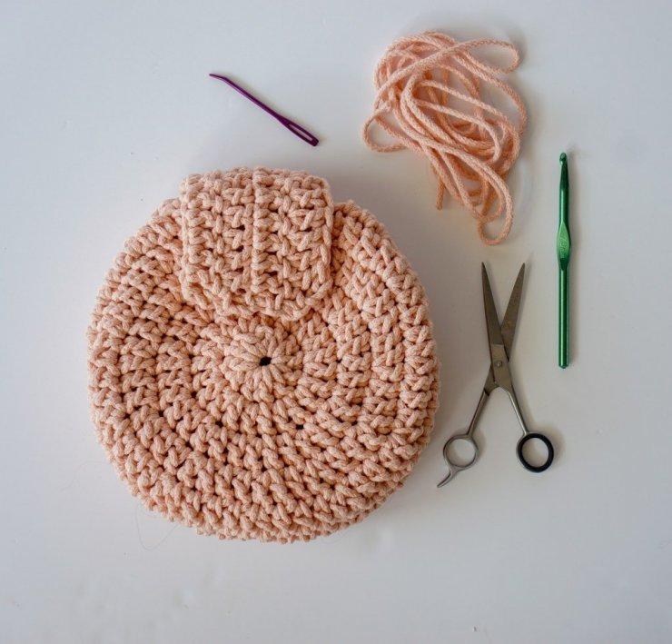 Torebka ze sznurka bawełnianego jak ją zrobić. Kreatywne