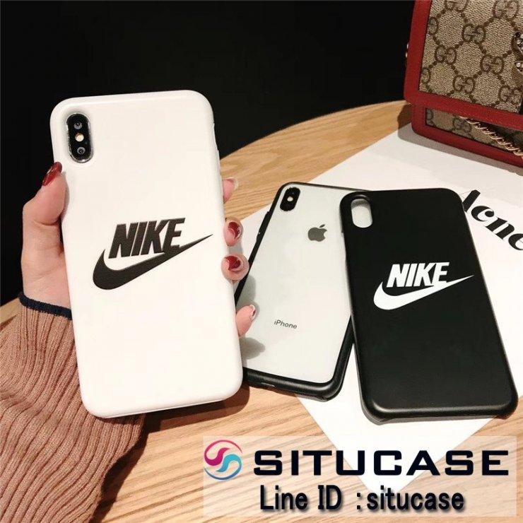 iPhoneケース ナイキ ペア 人気スポーツブランドNIKE iPhone xr