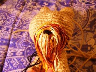 How To Make Amigurumi Yorkie - Crochet - Handimania - Weddbook | 240x320