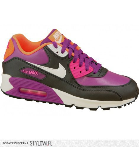 Nike Air Max 90 Gs bald berry 345017 504 Lifestyle… na