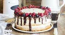 Naked cake - lekki torcik, który zrobisz w 15 minut - Claudia